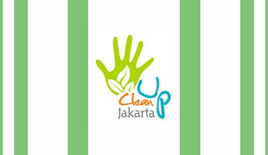 Clean Up Jakarta dan Boy Thohir