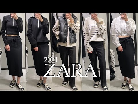2021 Zara New Look 😎 This new image is full of sporty clothes!