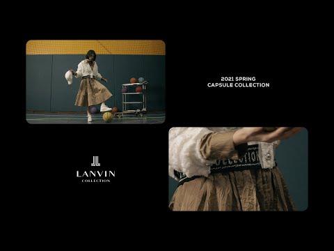 LANVIN COLLECTION 2021 CAPSULE LINE_LOOK