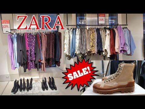 ZARA NEW YEAR SALE JANUARY 2021|  #ZARA #FASHION |  #ZARA #SALE JANUARY 2021