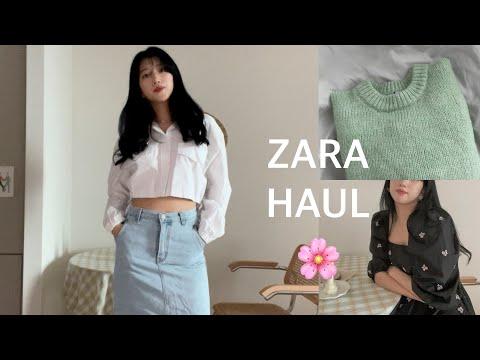 Zara 2021春季新品 6个已经充满春天的物品
