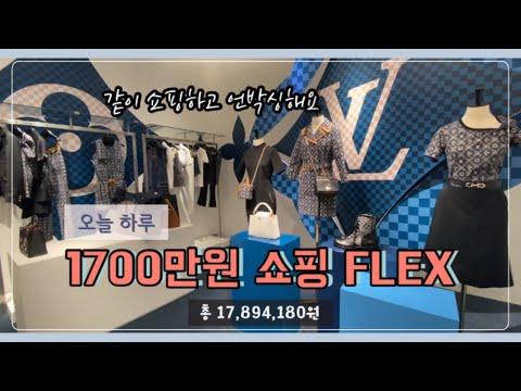我出去买运动衫,花了1700万韩元购物/香奈儿/爱马仕/路易威登/巴宝莉
