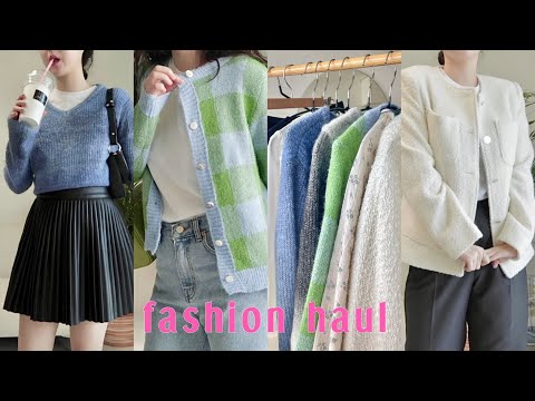 Fashion Howl🌼 Zigzag Spring Fashion Howl (+ Coupon Code) Shopping Method Recommendation, Quanku Daily Look, Seasonal Outerwear, Basic Item / Youngi