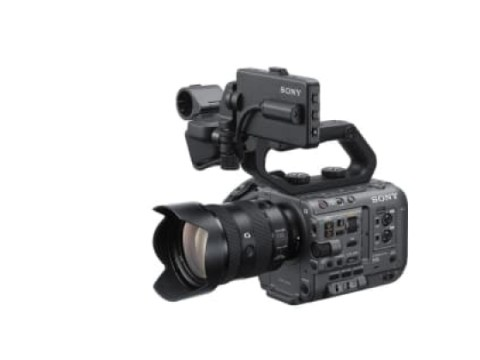 소니, 시네마 라인 확장을 위해 FX6 풀 프레임 프로페셔널 카메라 출시