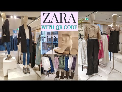 ZARA春季新系列2021年2月   #ZARA#冬季#春季#最新#时尚