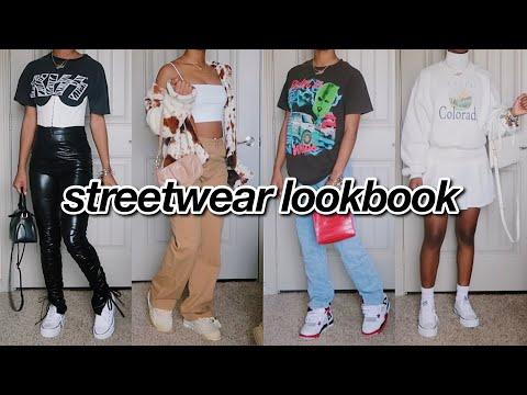 streetwear winter lookbook 2021