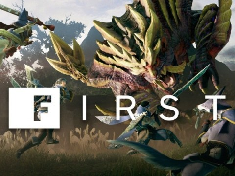Monster Hunter Rise : 최종 미리보기