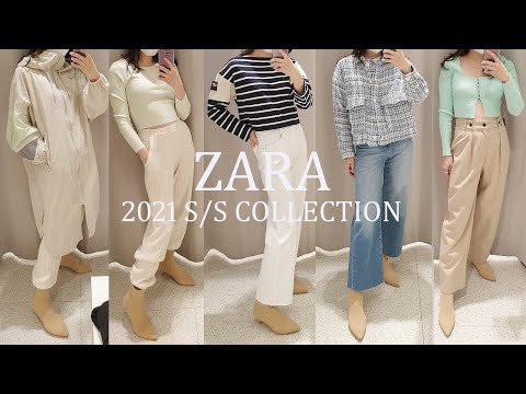2021 S/S Spring Trends Found in ZARA Stores!  / Introducing 10 new items #Daerai Shopping