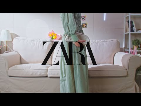 Zara Howl 💚 ZARA, a woman in her 30s, recommended for spring new products (blazer, spring dress, jeans, etc.)