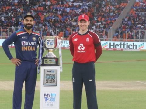 인도와 영국이 결승전을 치르는 T20 월드컵 최우수작 드레스 리허설