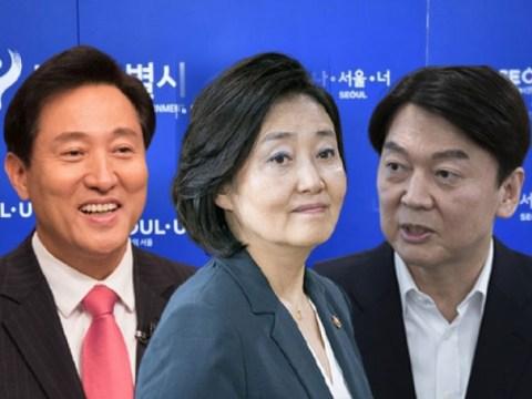[Next Search] เซฮุนโอและชอลซูอาห์น 7% ~ 12% p นำหน้าปาร์คยองซอน