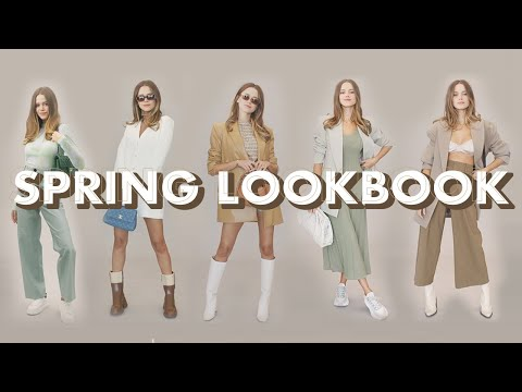 22 Spring Outfit Ideas & Trends For 2021 | Spring Lookbook