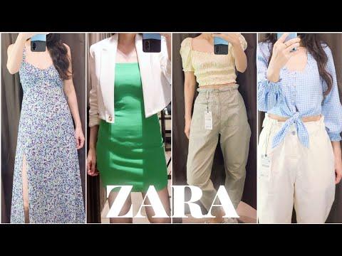 Try on the Zara statue~/Zarahaul/zara