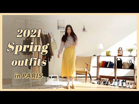 6 things Eun-se Ki tried in Paris #Spring #New styling?!  #one piece