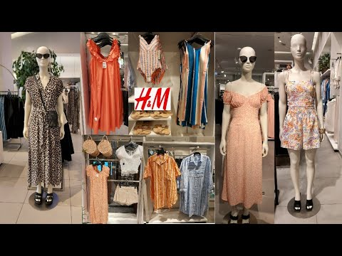 H&M SPRING ‐ SUMMER WOMEN'S NEW COLLECTION/ / MAY 2021