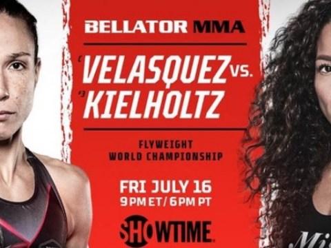 Bellator MMA 262 : Velasquez 대 Kielholtz 전투 카드 확정