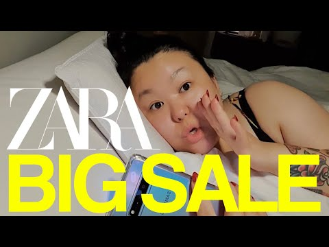 👗 Did you buy a lot of Zara during the big sale?👗   ZARA Big Sale , Zara One Piece , Zara XXL , Zara Shopping