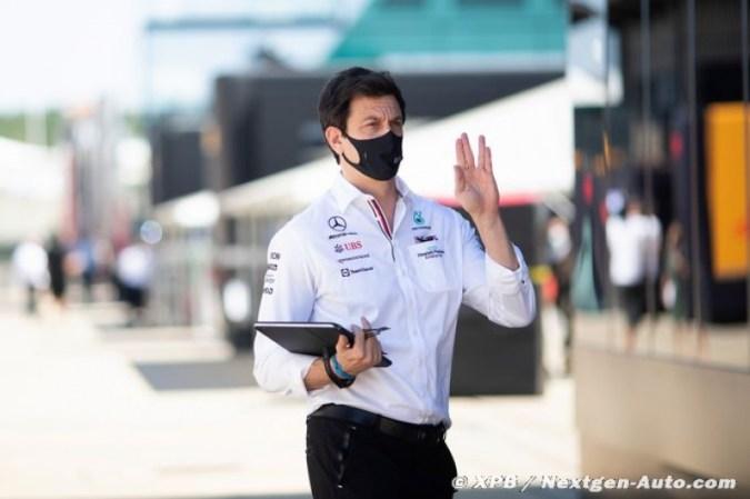 Les équipes de F1 risqueront des 제재 s'ils vont voir les commissaires sans Invitation