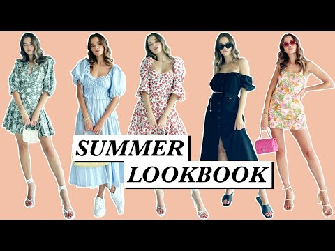 23 Trendy Summer Outfits  | Summer Fashion LookBook 2021