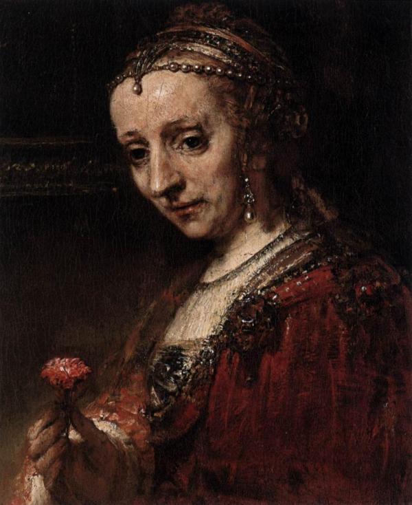 Biographie Uvre De Rembrandt