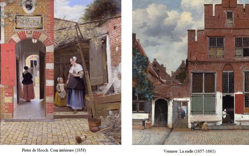 Biographie et uvre de Johannes Vermeer