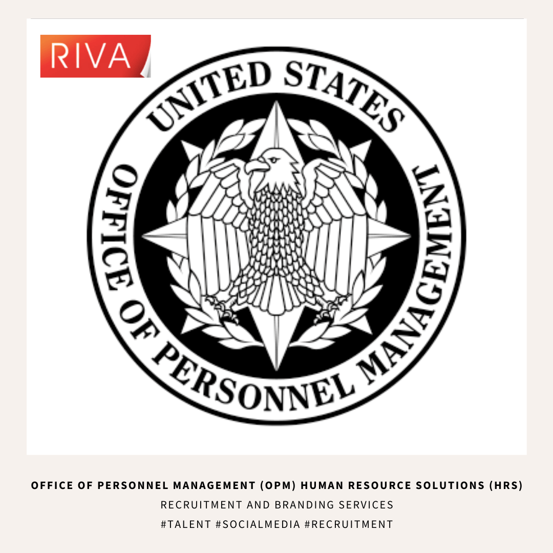 RIVA is awarded an OPM Recruitment and Branding Services