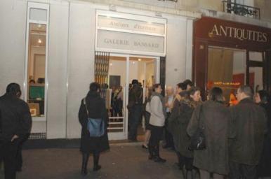 Galerie BANSARD - Paris 7e