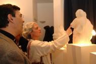 Sculpture Triptyque - Galerie BANSARD - Paris