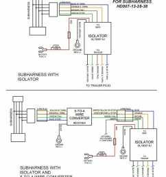 eight pin molex plug n play motorcycle trailer wiring sub harness [ 960 x 1277 Pixel ]
