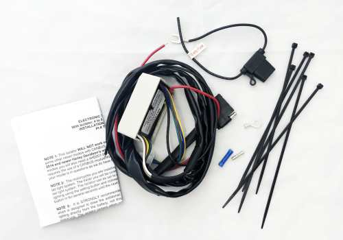 small resolution of universal trailer wiring isolator twc003