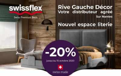 Showroom Swissflex -20% !