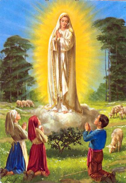 I PRIMI 5 SABATI DEL MESE: LA PROMESSA DI MARIA SANTISSIMA.