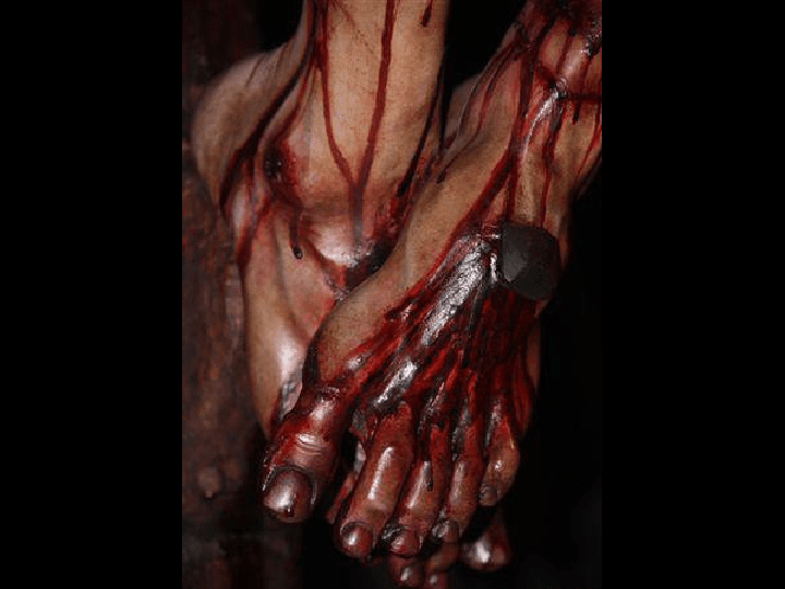 Devozione alle Sante Piaghe e Promessa di Gesù