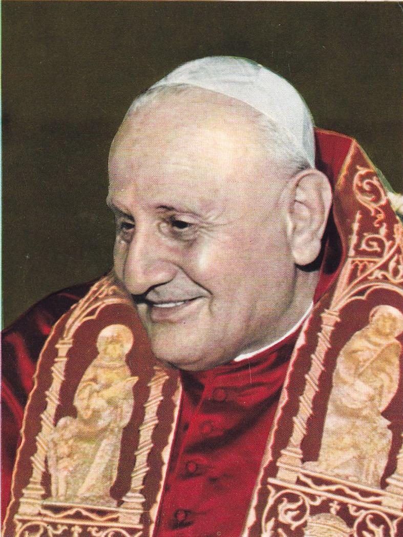 LE PROFEZIE DI PAPA GIOVANNI XXIII SULLA CHIESA