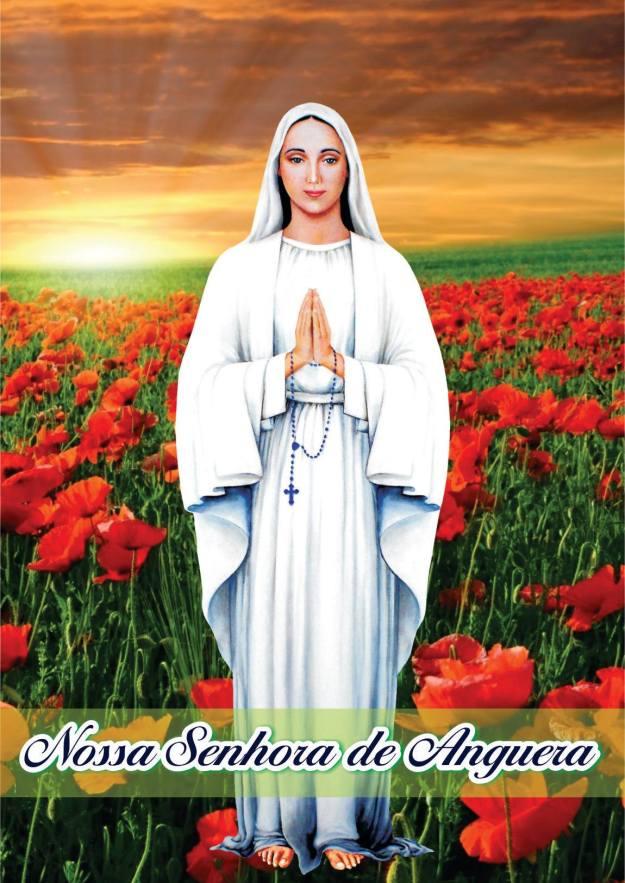 Messaggi di Maria Regina della Pace di Anguera al veggente Pedro Regis