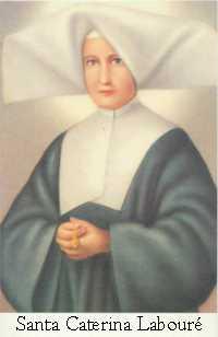 Santa Caterina Labouré