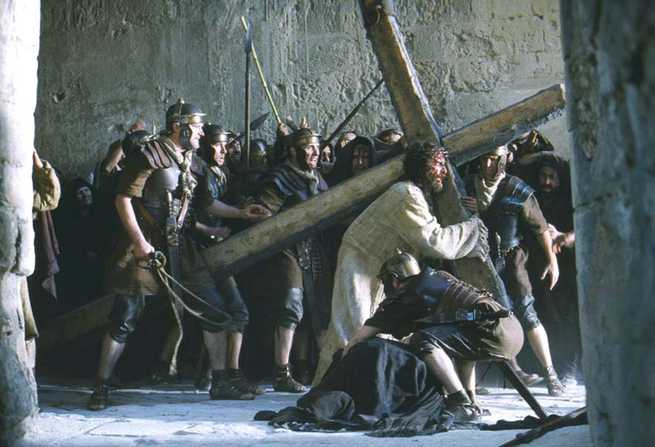 «Io ebbi una Piaga sulla spalla, profonda tre dita, e tre ossa scoperte per portare la croce...»