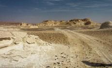 Weisse Wüste/White Desert/Deserto bianco