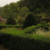 Parterre at Veddw