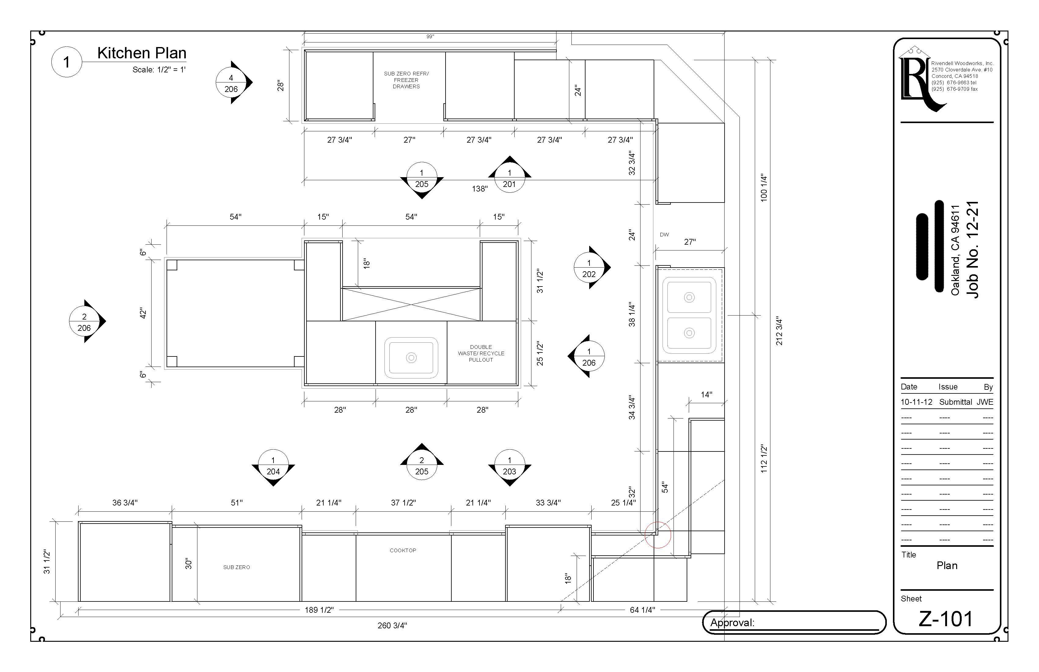 17 Surprisingly Kitchen Plan View  House Plans