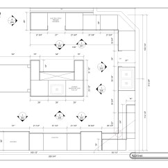 How To Design A Kitchen Layout Home Dog Food 17 Surprisingly Plan View House Plans 17354