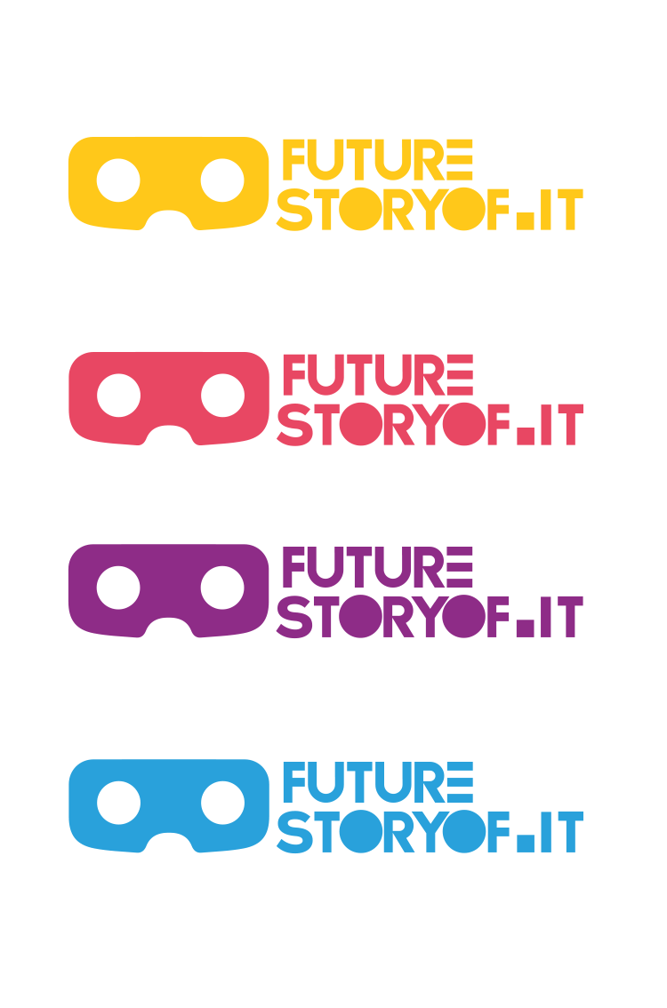 The Future Story of .IT Logo