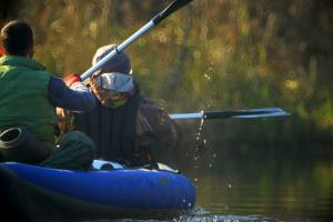 сплав по реке Неман
