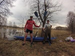 Открытие водного сезона 2013