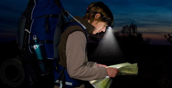 Как выбрать фонарь для походов