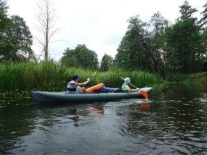 Водный туризм в Беларуси