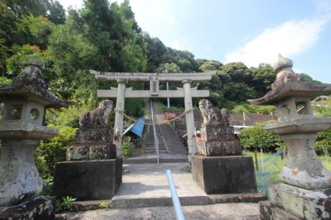田鶴山神社