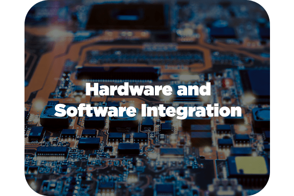 Rivera Federal IT Services - Hardware and Software Integration