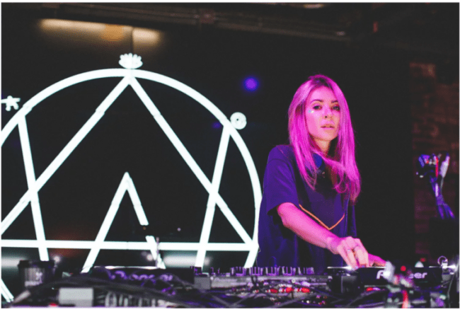 Alison Wonderland Heads to New Orleans This Friday For a Free Pop Up Show