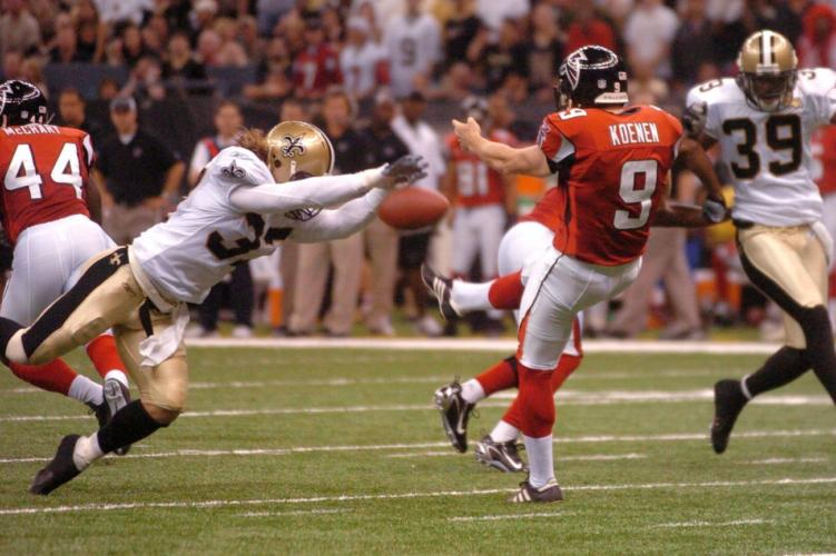 12 Years Ago Today, Steve Gleason Blocked an Atlanta Falcons Punt; The Rest Is History [Watch]